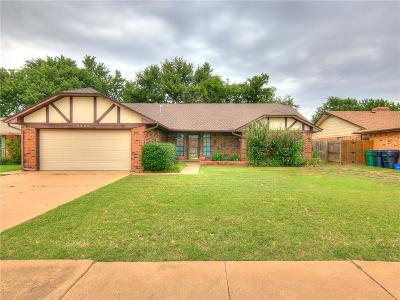 Oklahoma City Single Family Home For Sale: 2609 SW 93rd Street