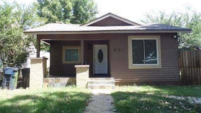 Oklahoma City Single Family Home For Sale: 413 SW 28th Street