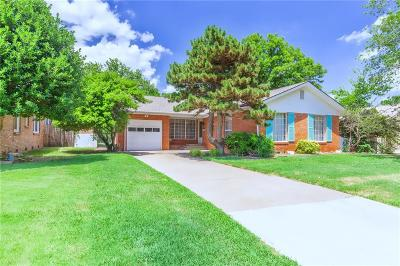Oklahoma City Single Family Home For Sale: 2617 Keats Place
