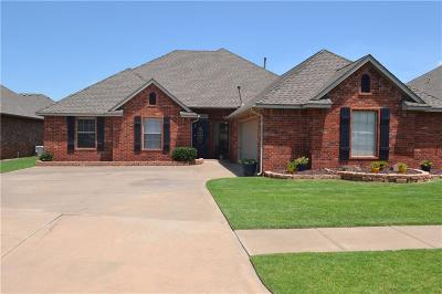 Oklahoma City Single Family Home For Sale: 7529 NW 129th