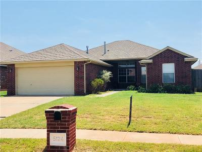 Oklahoma City Single Family Home For Sale: 5124 SE 79th Street