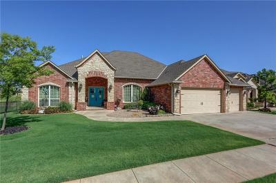 Oklahoma City Single Family Home For Sale: 11909 Glenhurst Boulevard