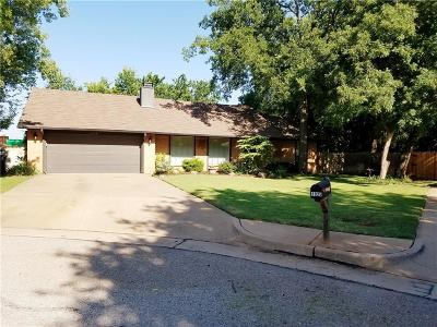Edmond Single Family Home For Sale: 1925 Woodside Circle