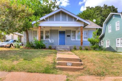 Oklahoma City Single Family Home For Sale: 717 NW Eubanks