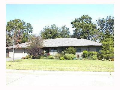 Nichols Hills Rental For Rent: 1241 Glenbrook Terrace