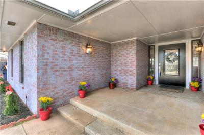 Oklahoma City OK Single Family Home For Sale: $100