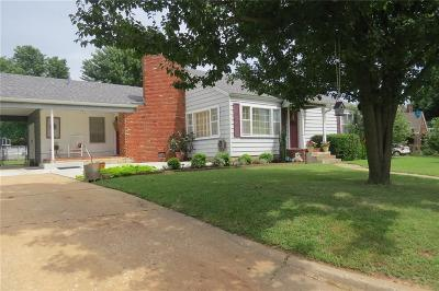 Lincoln County Single Family Home For Sale: 1416 Barta