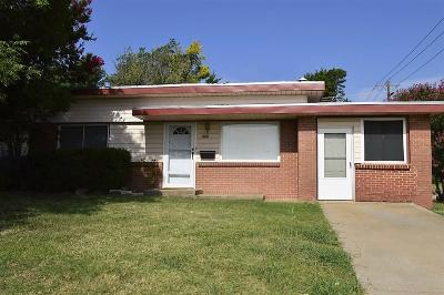 Norman Single Family Home For Sale: 1400 George Avenue