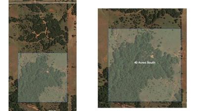Luther Residential Lots & Land For Sale: 17300 E Sorghum Mill - 40 South