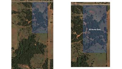 Luther Residential Lots & Land For Sale: 17300 E Sorghum Mill - 20 East