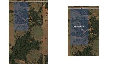 Luther Residential Lots & Land For Sale: 17300 E Sorghum Mill - 20 West