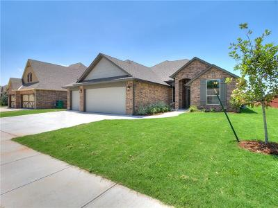 Oklahoma County Single Family Home For Sale: 6817 Chelsey Lane