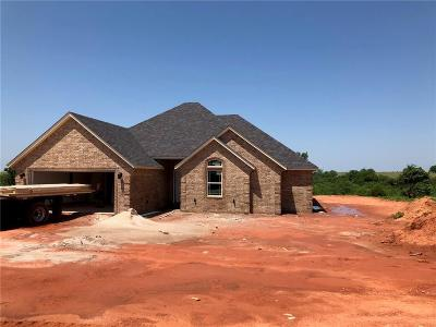 Blanchard OK Single Family Home Sold: $189,900