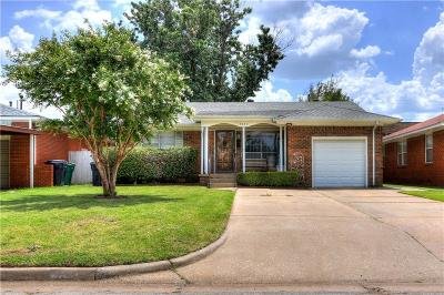 Oklahoma City Single Family Home For Sale: 2952 NW 65th Street