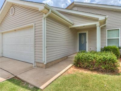 Edmond Single Family Home For Sale: 1612 NW 145th Street