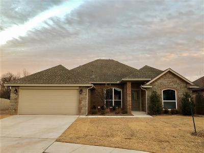 Oklahoma City Single Family Home For Sale: 1105 SW 136th Court