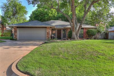 Edmond Single Family Home For Sale: 2324 Cypress Court