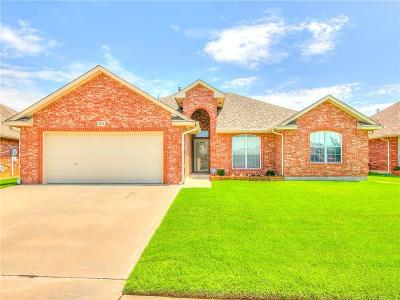Oklahoma City Single Family Home For Sale: 705 SW 160th Street
