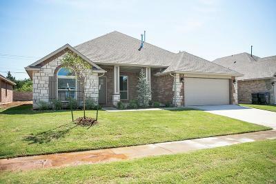 Oklahoma City Single Family Home For Sale: 14008 Celeste Lane