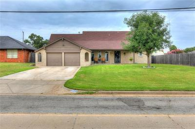 Oklahoma City Single Family Home For Sale: 5705 W Wilshire