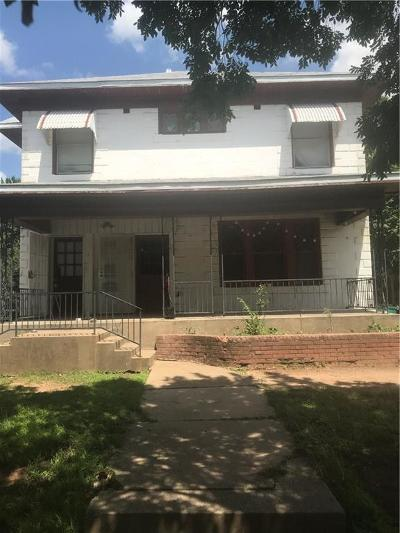 Oklahoma City Multi Family Home For Sale: 1138 N N McKinley Ave