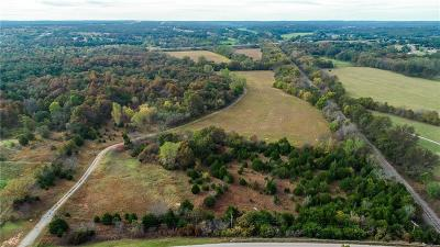 Oklahoma County Residential Lots & Land For Sale: Hogback Road