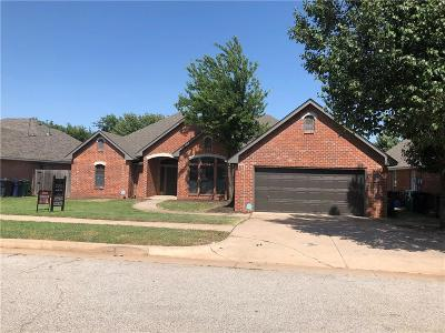 Edmond Single Family Home For Sale: 15704 Summit Parke Drive