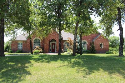 Choctaw Single Family Home For Sale: 648 Daniel Lee Drive