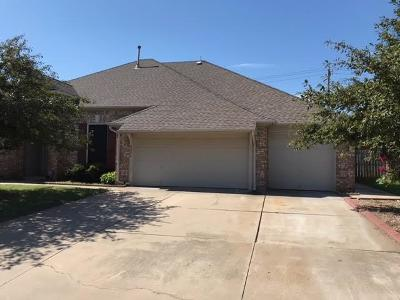 Oklahoma City Single Family Home For Sale: 8904 NW 115th Street