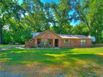 Noble Single Family Home For Sale: 7800 E Maguire Road