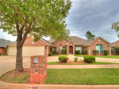 Oklahoma City OK Single Family Home For Sale: $266,000