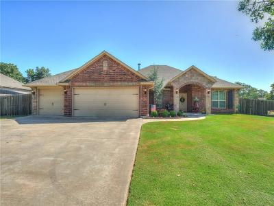 Choctaw Single Family Home For Sale: 8548 Bella Circle
