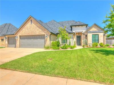 Edmond Single Family Home For Sale: 313 NW 153rd Street
