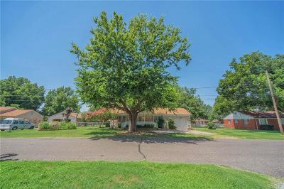 Oklahoma County Single Family Home For Sale: 313 S Fox Drive