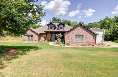 Luther Single Family Home For Sale