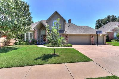 Edmond Single Family Home For Sale: 13912 Sterlington