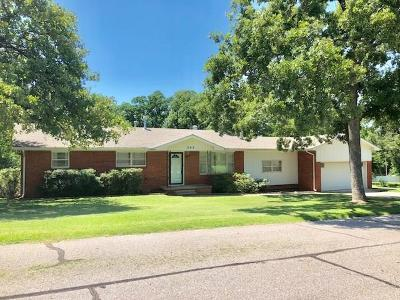 Midwest City Single Family Home For Sale: 205 Oak Park Terrace