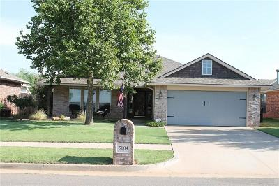 Edmond Single Family Home For Sale: 5004 NW 164th Terrace