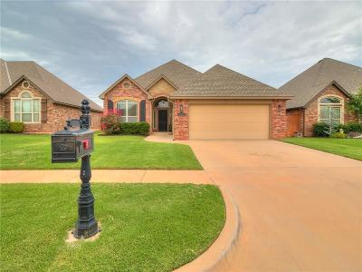 Single Family Home For Sale: 15412 Hickory Bend Lane