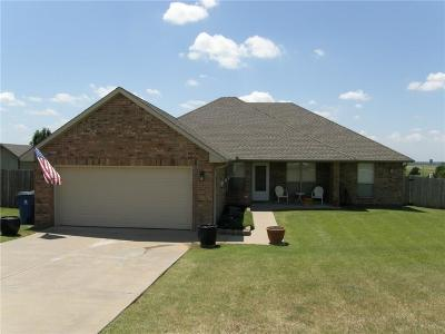 Guthrie Single Family Home For Sale: 7201 Champion Circle