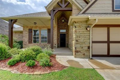 Edmond Single Family Home For Sale: 1224 Hutton Landing
