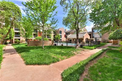 Oklahoma City Condo/Townhouse For Sale: 600 NW 4th Street #203N