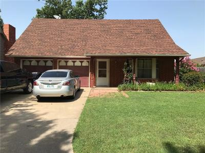 Oklahoma City Single Family Home For Sale: 7540 S Embassy