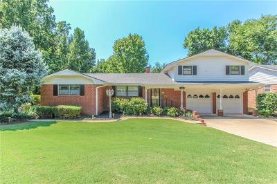 Norman Single Family Home For Sale: 1100 W Brooks Street