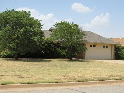 Altus Single Family Home For Sale: 1429 Concord