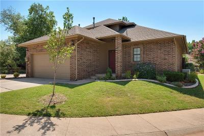 Edmond Condo/Townhouse For Sale: 110 Woodbridge Circle