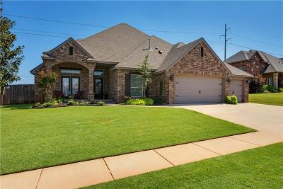 Edmond Single Family Home For Sale: 1800 NW 193rd Circle