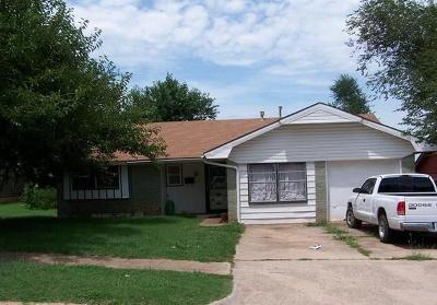 Norman Single Family Home For Sale: 1301 Kingston Road