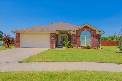 Edmond Single Family Home For Sale: 16441 Sequoyah Drive