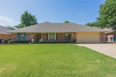 Oklahoma City Single Family Home For Sale: 724 SW 101st Street